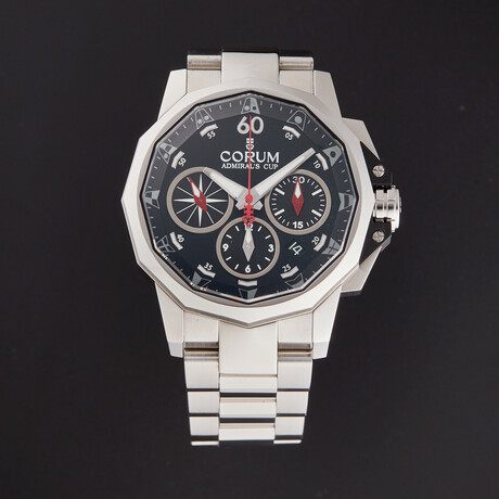Corum Admiral's Cup Chronograph Automatic // A753/04200 // Unworn
