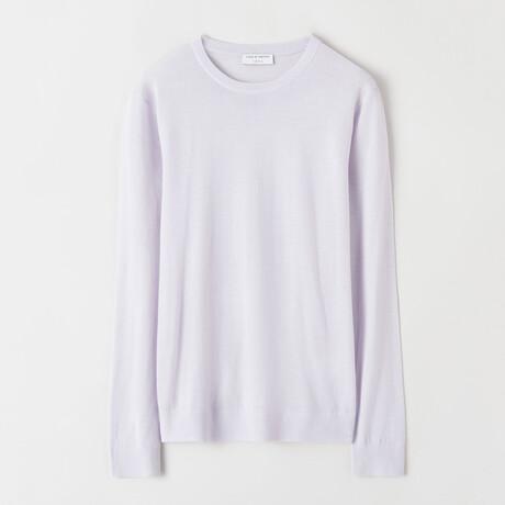 Nichols Pullover Sweater // Purple (S)