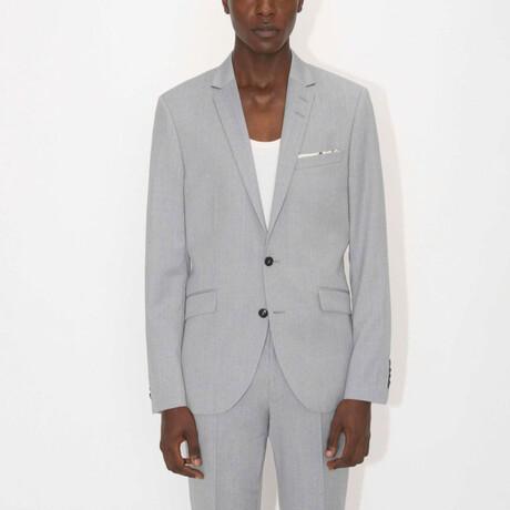 Jamonte Blazer // Light Gray Melange (US: 44R)