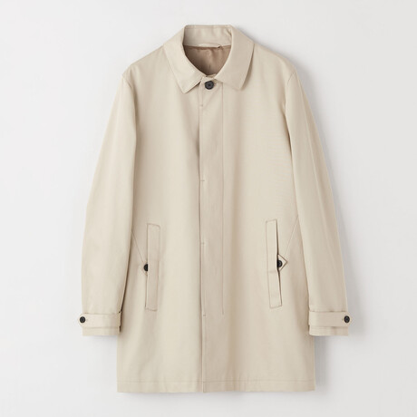 Carred Coat // Moonbeam (US: 44R)