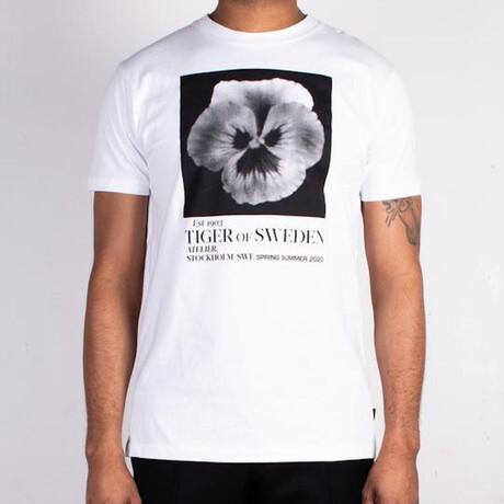 Fleek Short-Sleeve Shirt // White (S)