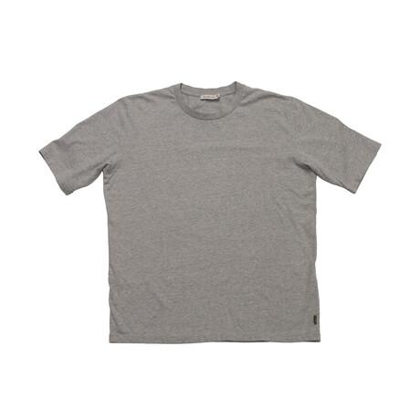 Pro Short-Sleeve Shirt // Medium Gray Melange (S)