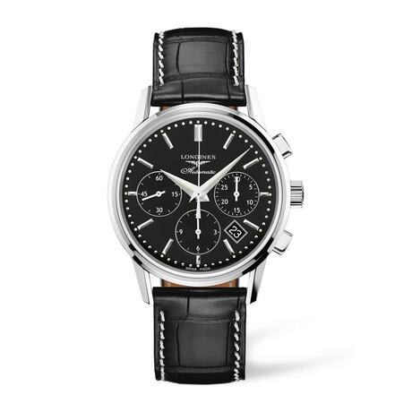 Longines Heritage CW Record Chronograph Automatic // L27494520