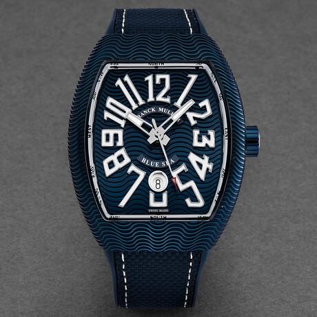 Franck Muller Vanguard Blue Sea Automatic // 45SCBLUSEABLUNG