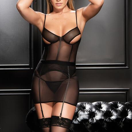 Donna Babydoll // Black (S-M)