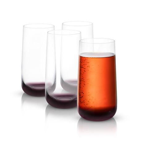 Black Swan Highball Glasses // 18.2 oz // Set of 4