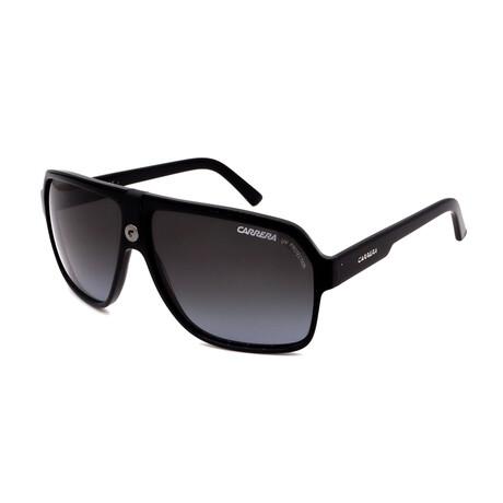 Carrera // Men's 33-807 Sunglasses // Black