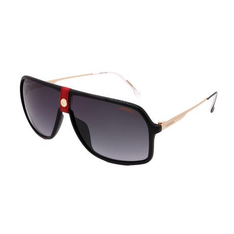 Carrera // Men's 1019-S Y11 Sunglasses // Black + Gold