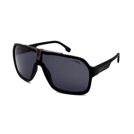Carrera // Men's 1014-S 003 Sunglasses // Black