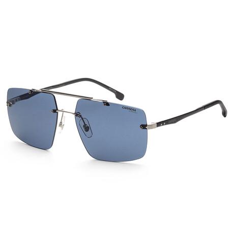 Carrera // Men's CA238S-79U-KU Sunglasses // Brown + Blue