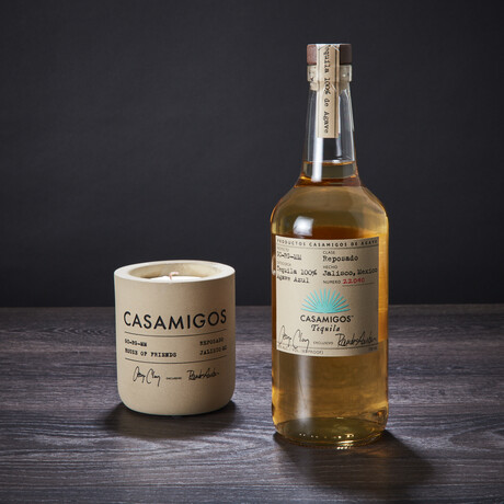 Reposado Set // Tequila + Limited Edition Candle