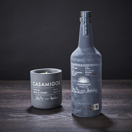 Mezcal Set // Tequila + Limited Edition Candle