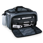 Vulcan Portable Propane Grill + Cooler Trolley Tote