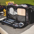 BBQ Kit Grill Set + Cooler