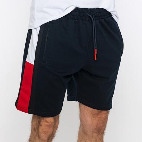 Milo Shorts // Navy (XS)