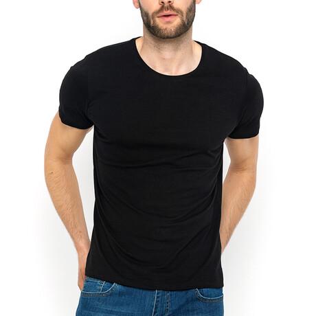 Cole T-Shirt // Black (XS)