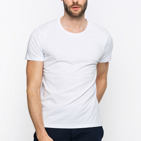 Jack T-Shirt // White (XS)
