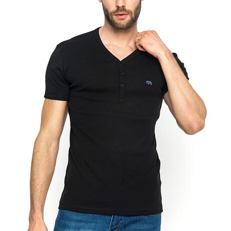 Vince T-Shirt // Black (XS)