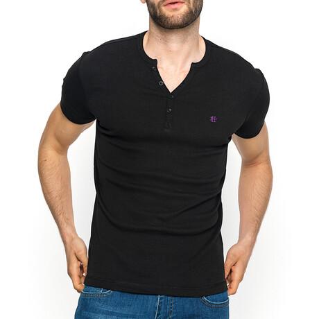 Travis T-Shirt // Black (XS)