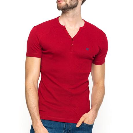 Harden T-Shirt // Wine (XS)