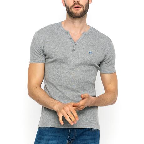 Tyler T-Shirt // Gray Melange (XS)