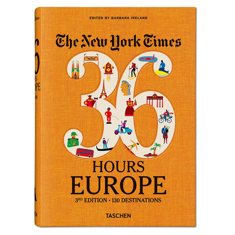 The New York Times 36 Hours // Europe // 3rd Edition