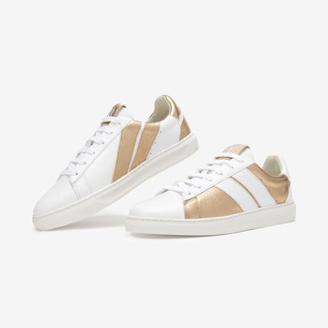 Gold Divine Sneaker // Golden (Euro Size 36)