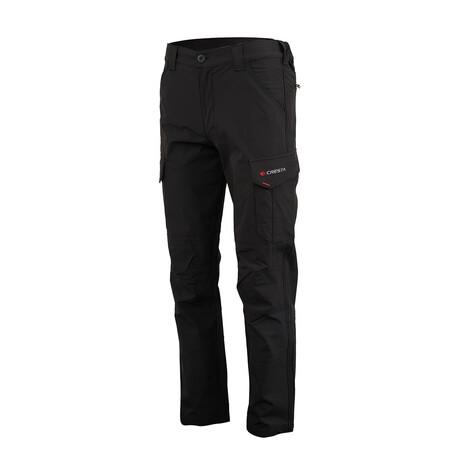 Lagunitas Trekking Cargo Pants // Black (Small)