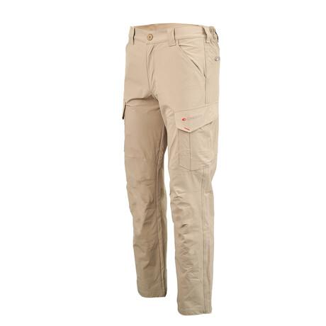 Lagunitas Trekking Cargo Pants // Beige (Small)