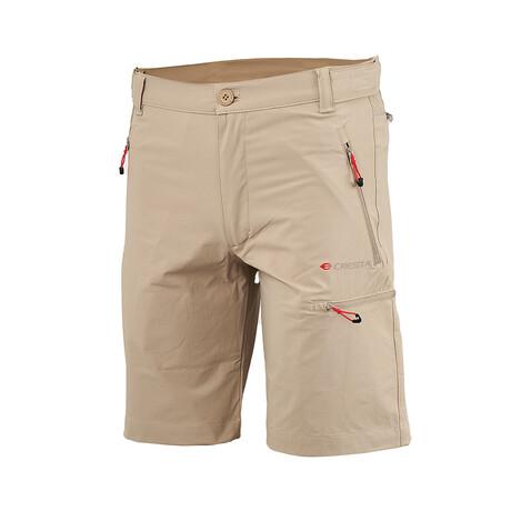 Eldridge Shorts // Beige (Small)