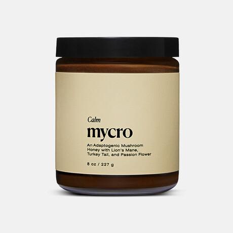 """Calm"" Adaptogenic Mushroom Honey // 8 oz"