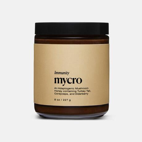 """Immunity"" Adaptogenic Mushroom Honey // 8 oz"