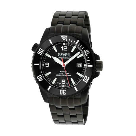 Gevril Canal St Swiss Automatic // 46112