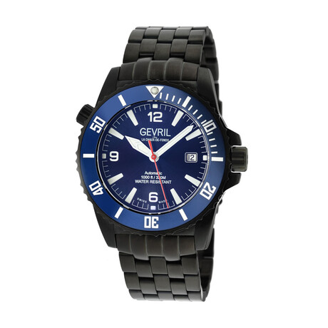 Gevril Canal St Swiss Automatic // 46113