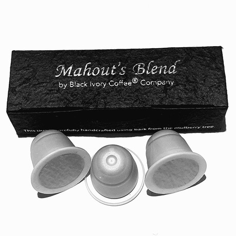 Mahout's Blend Coffee Capsules (Set of 6)
