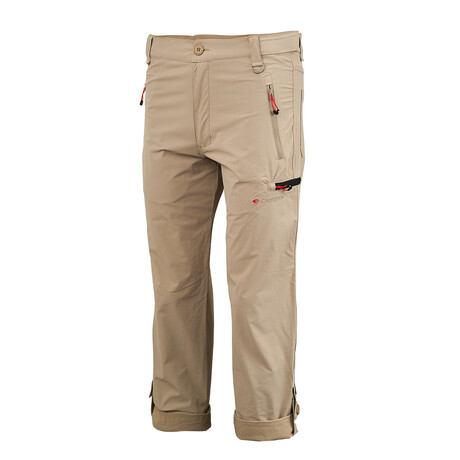 Bon Tempe Trekking Pants // Beige (Small)