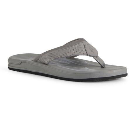 Tidal Dorado Flip Flop // Charcoal + Black (US: 7)
