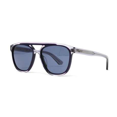 Men's SF944S Sunglasses // Blue + Gray