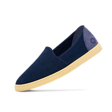 Wool Slip-On // Blue (Euro: 41)