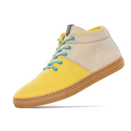 Sky Wooler // Yellow Cream (Euro: 41)