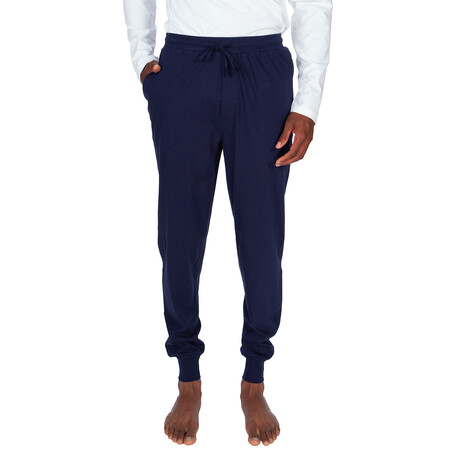 Light Weight Lounge Pant // Navy (S)
