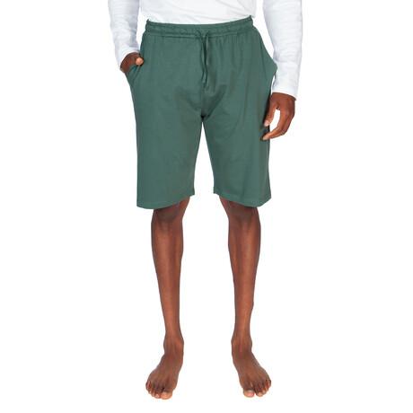 Super Soft Jersey Short // Dark Green (S)