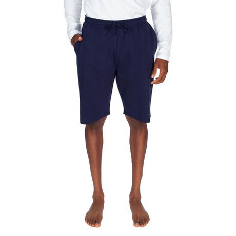 Super Soft Jersey Short // Navy (S)