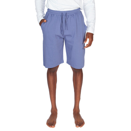 Super Soft Jersey Short // Denim Blue (S)