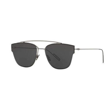 Men's DIOR0204/S Sunglasses // Dark Ruthenium + Gray