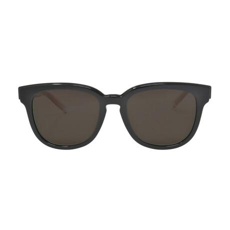 Men's BLACKTIE213S Sunglasses // Havana Khaki + Green