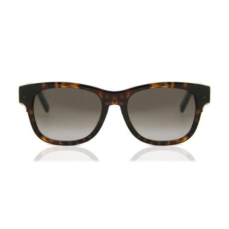 Men's BLACKTIE196S Sunglasses // Havana Black + Brown