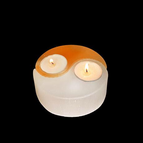 Yin-Yang Candle Holders