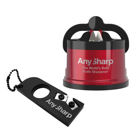 Pro Knife Sharpener + Pocket Knife Sharpener Bundle