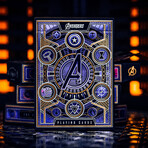 Avengers Playing Cards by Marvel Studios // Set of 2
